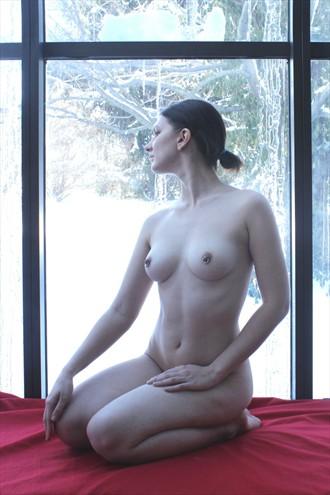 Artistic Nude Nature Photo by Model cookielarke
