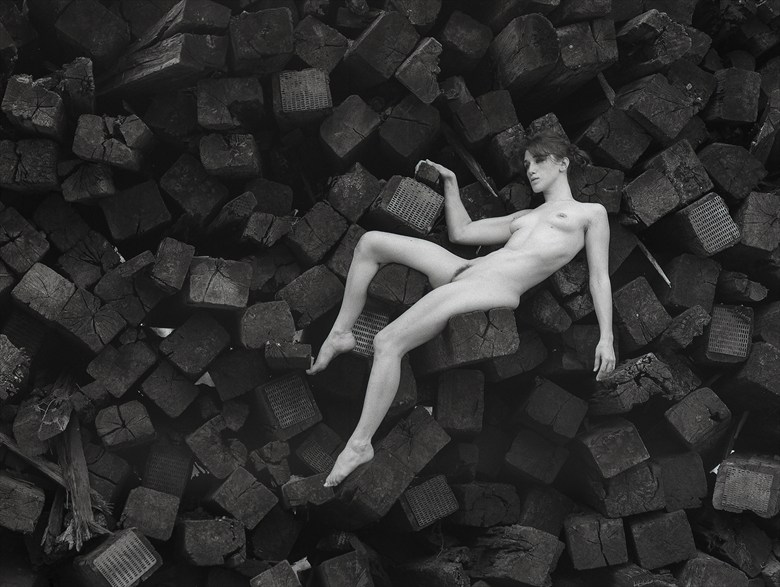 Artistic Nude Nature Photo by Photographer A. Different Breed