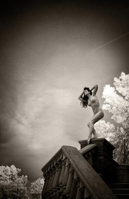 Artistic Nude Nature Photo by Photographer AJ Kahn