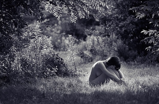Artistic Nude Nature Photo by Photographer Adrian Holmes