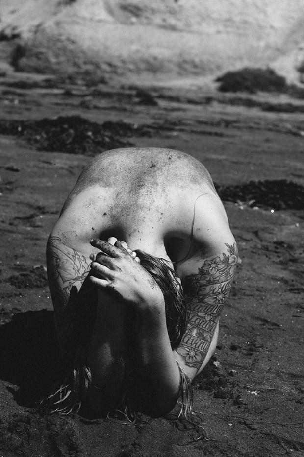 Artistic Nude Nature Photo by Photographer Alina Mendoza