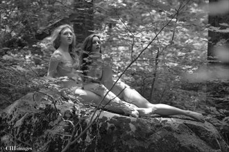 Artistic Nude Nature Photo by Photographer CHIimages