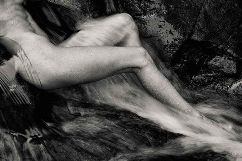 Artistic Nude Nature Photo by Photographer CamAttree