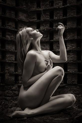 Artistic Nude Nature Photo by Photographer Charlie Calhoun