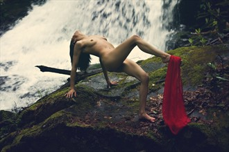 Artistic Nude Nature Photo by Photographer Constantine Studios