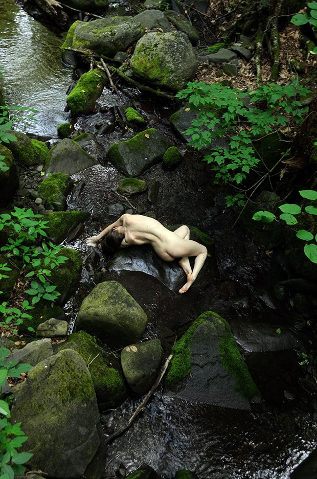 Artistic Nude Nature Photo by Photographer DaveL