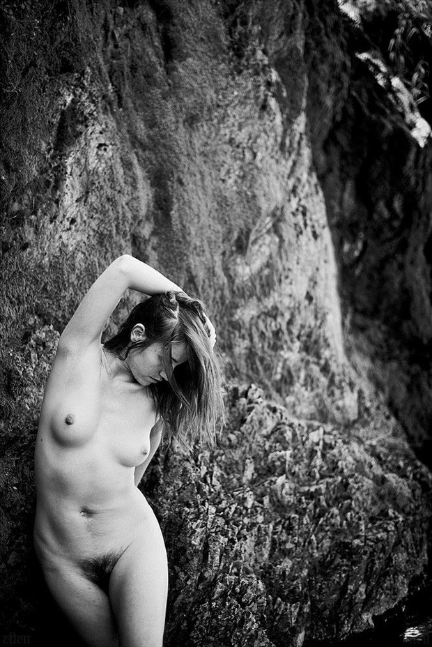 Artistic Nude Nature Photo by Photographer Edward Maesen