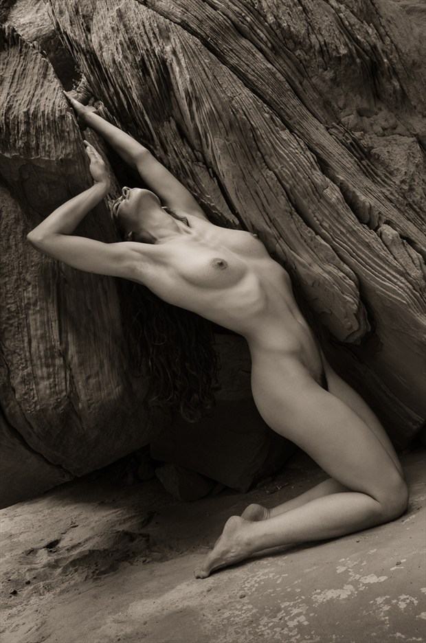 Artistic Nude Nature Photo by Photographer Epyc Photography