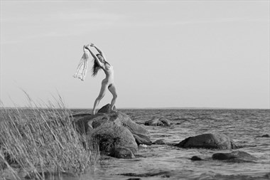 Artistic Nude Nature Photo by Photographer Eric Frazer