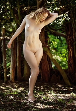 Artistic Nude Nature Photo by Photographer Flare