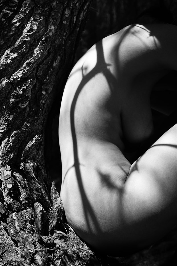 Artistic Nude Nature Photo by Photographer Garden of the Muses