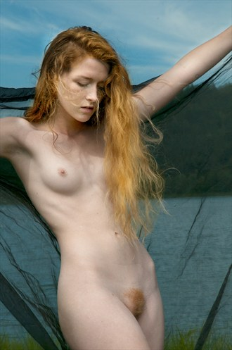 Artistic Nude Nature Photo by Photographer Gene Newell