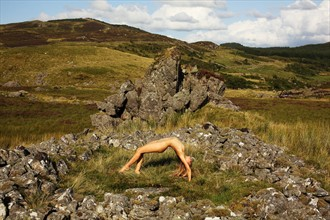 Artistic Nude Nature Photo by Photographer Hugh Alison