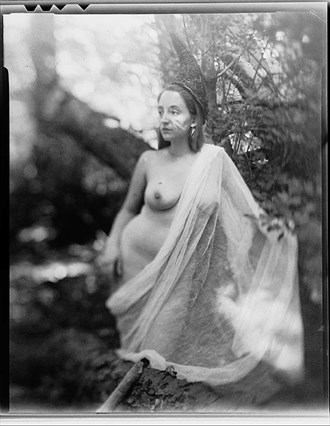 Artistic Nude Nature Photo by Photographer Josh Williams