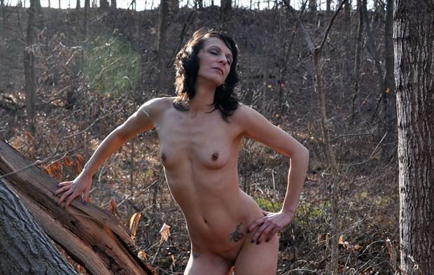 Artistic Nude Nature Photo by Photographer KayakDude