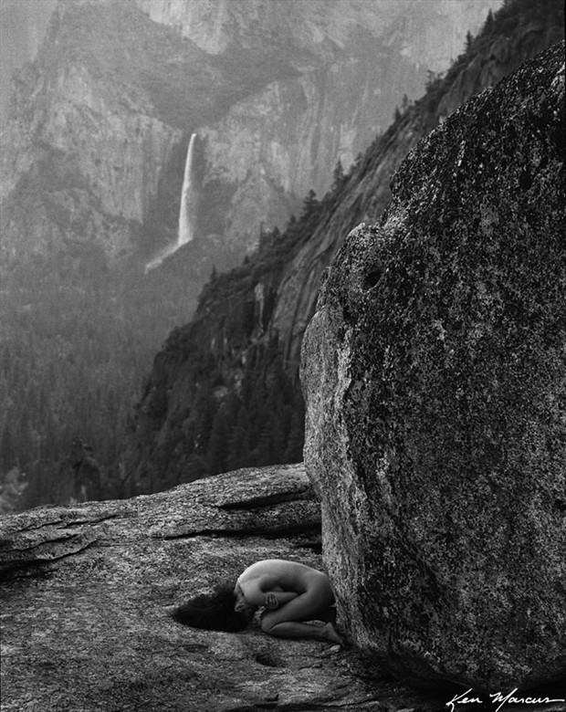 Artistic Nude Nature Photo by Photographer Ken Marcus