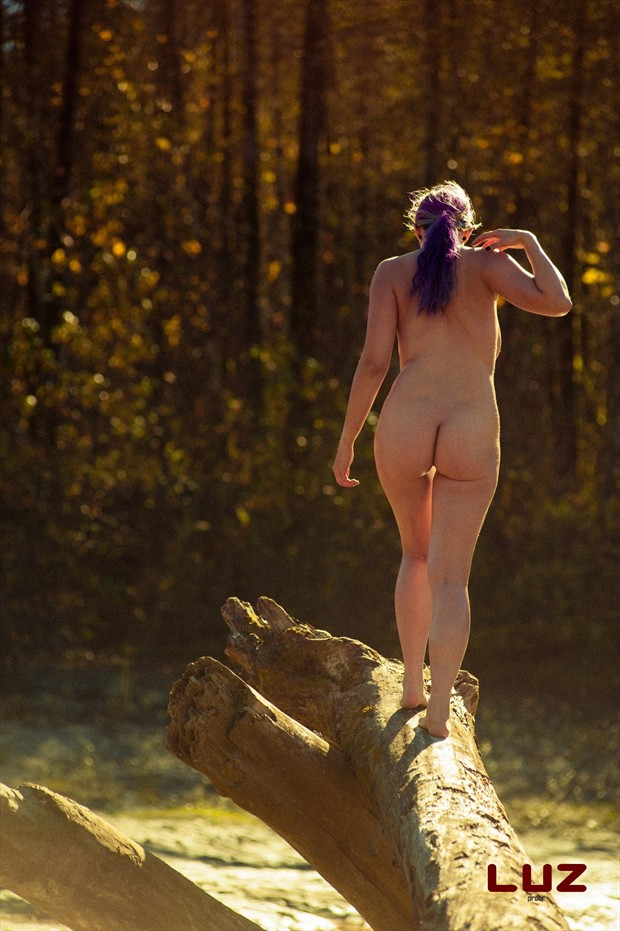 Artistic Nude Nature Photo by Photographer LUZ