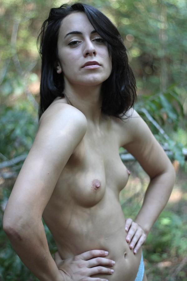 Artistic Nude Nature Photo by Photographer Leland Ray