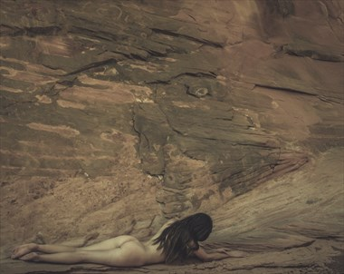 Artistic Nude Nature Photo by Photographer Libby Selikoff