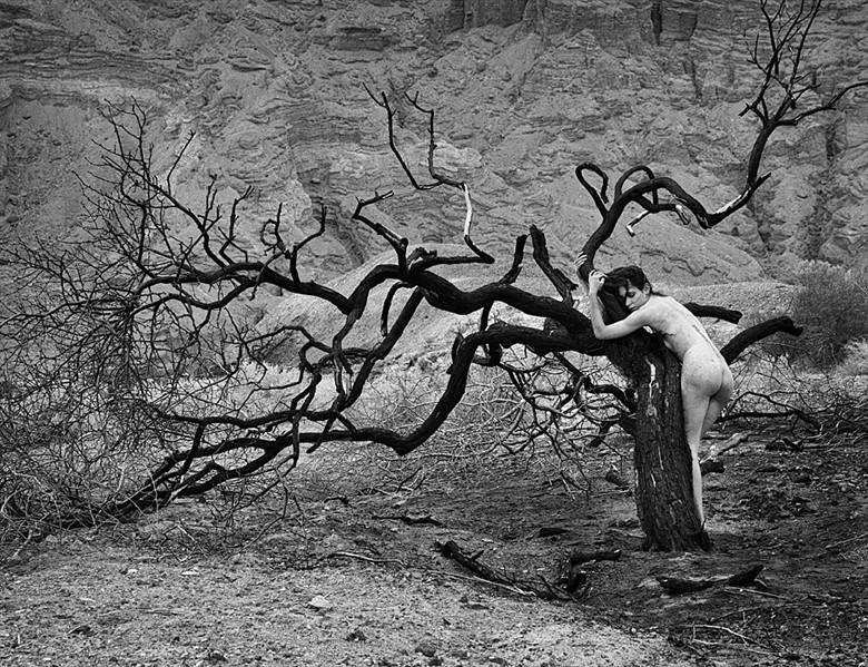 Artistic Nude Nature Photo by Photographer MIchael Pannier