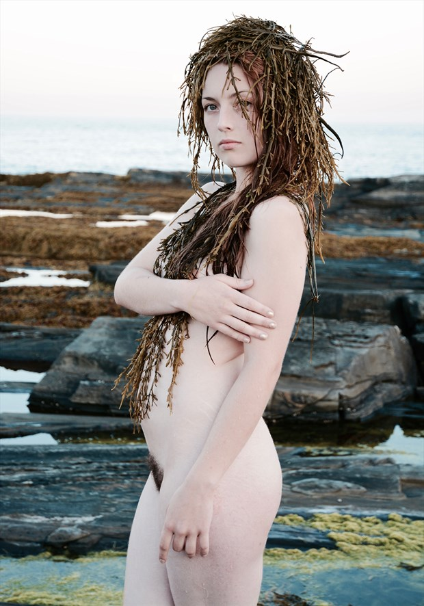 Artistic Nude Nature Photo by Photographer MSL Photography