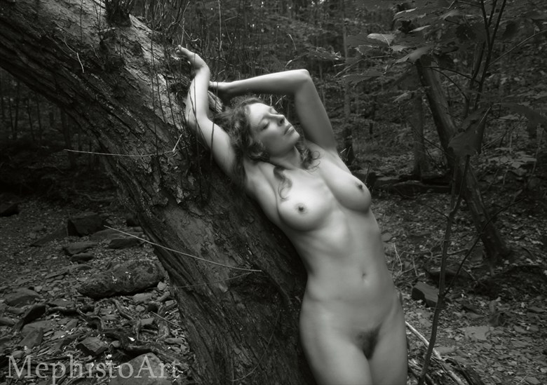 Artistic Nude Nature Photo by Photographer MephistoArt