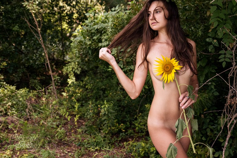 Artistic Nude Nature Photo by Photographer Obsessive Images