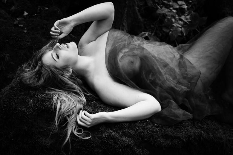 Artistic Nude Nature Photo by Photographer Olaf Krackov