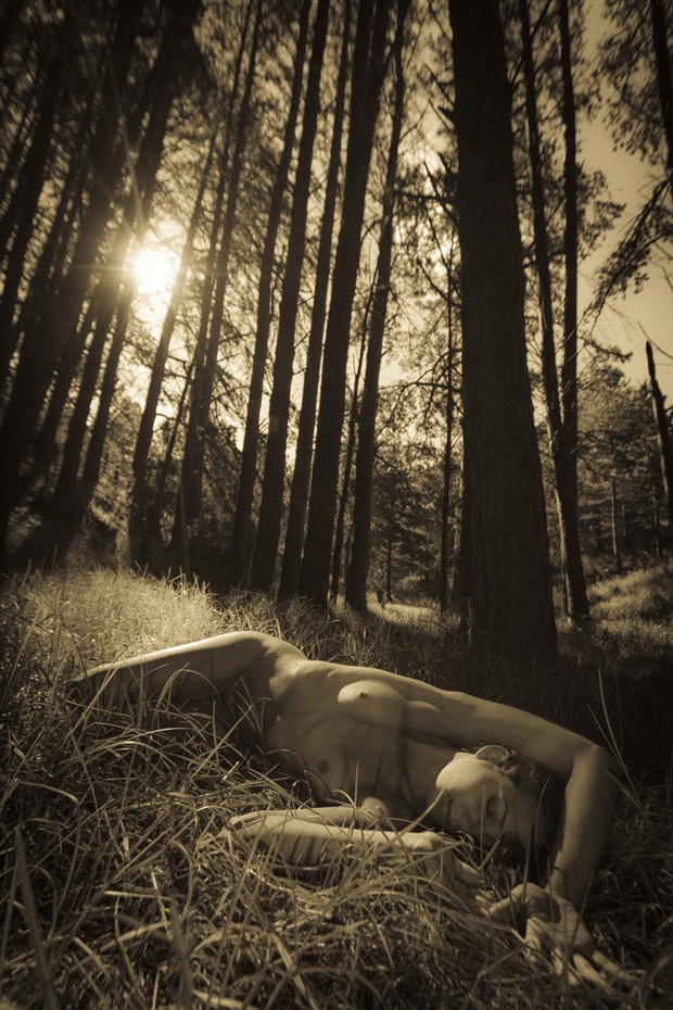 Artistic Nude Nature Photo by Photographer Opp_Photog