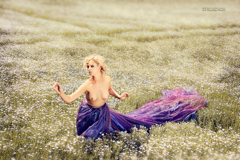 Artistic Nude Nature Photo by Photographer Quality Pixels