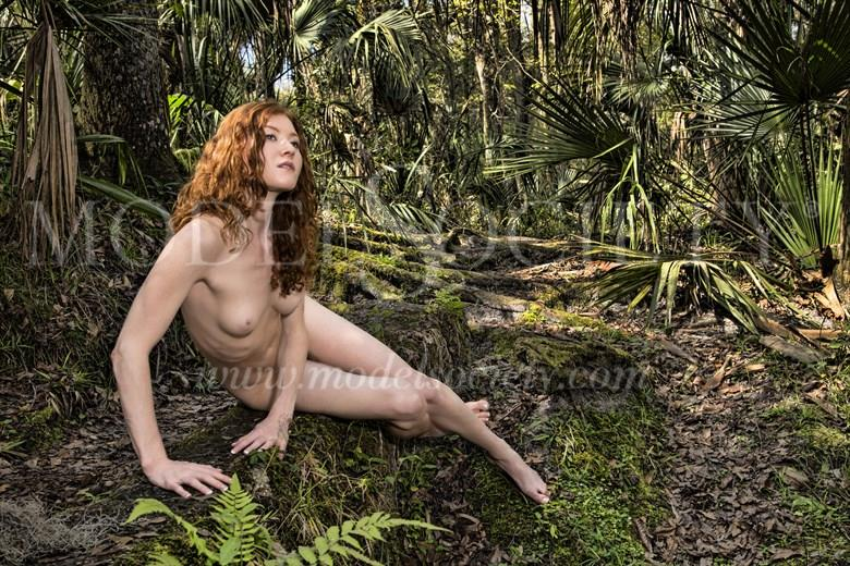 Artistic Nude Nature Photo by Photographer Richard Evans Photography