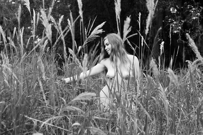Artistic Nude Nature Photo by Photographer francescabliss