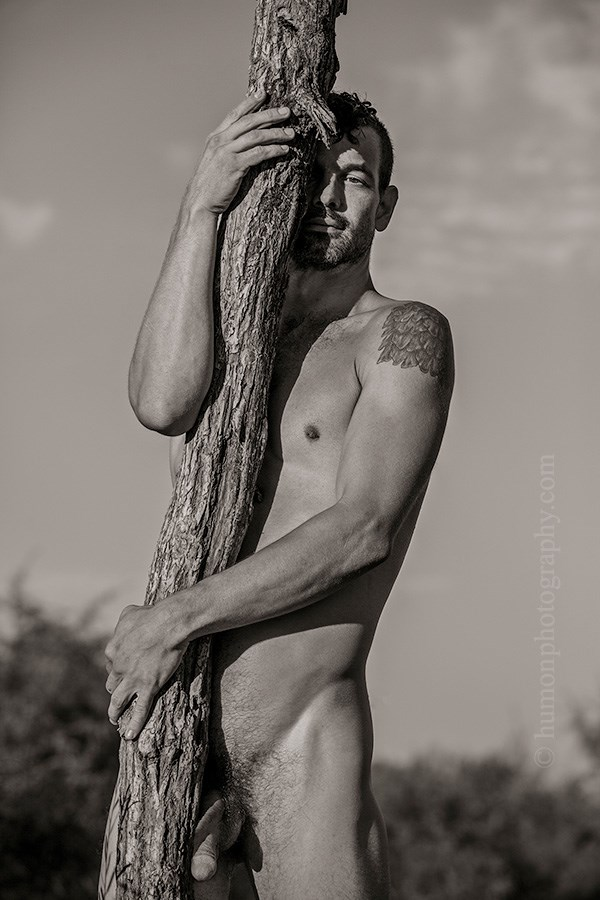 Artistic Nude Nature Photo by Photographer humon photography