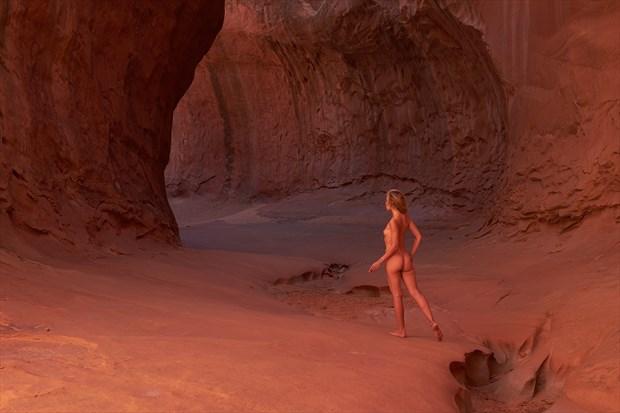 Artistic Nude Nature Photo by Photographer nimblephotons