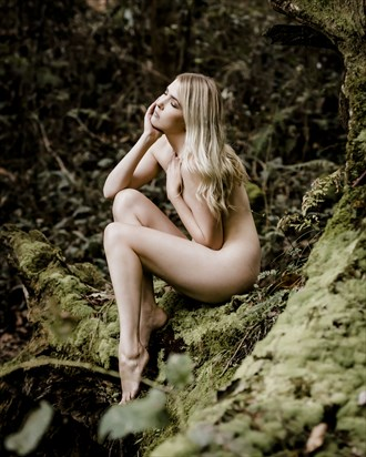 Artistic Nude Nature Photo by Photographer terrymemoryphoto