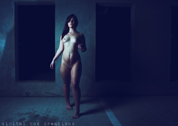 Artistic Nude Photo Manipulation Photo by Photographer digital box creations