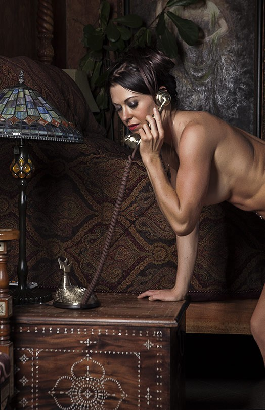 Artistic Nude Photo by Model