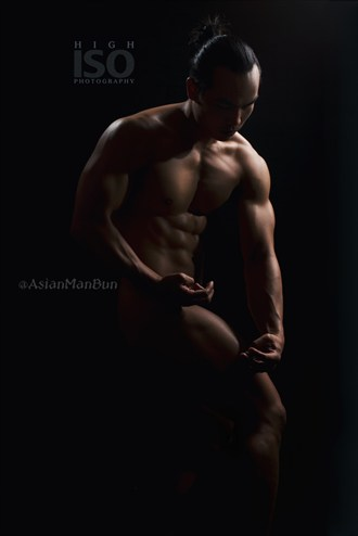 Artistic Nude Photo by Model @AsianManBun