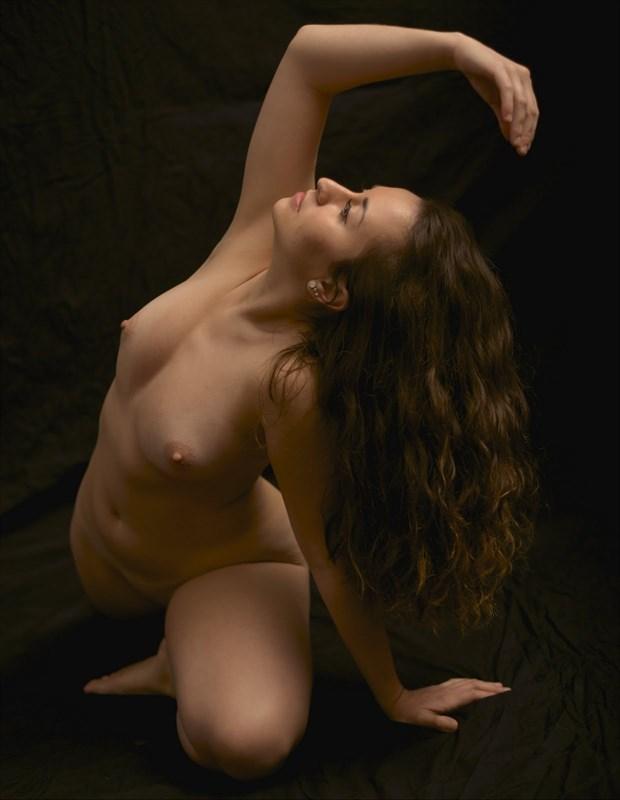 Artistic Nude Photo by Model Amanda M Esteves