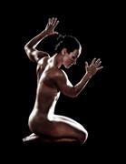 Artistic Nude Photo by Model AnayaVivian