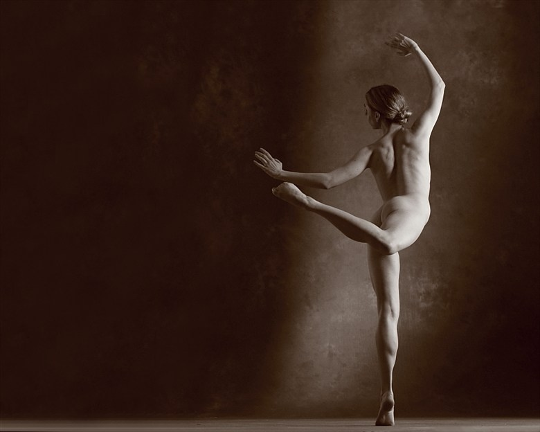 Artistic Nude Photo by Model Angela Hamilton