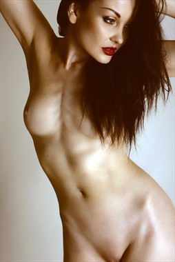 Artistic Nude Photo by Model Anne