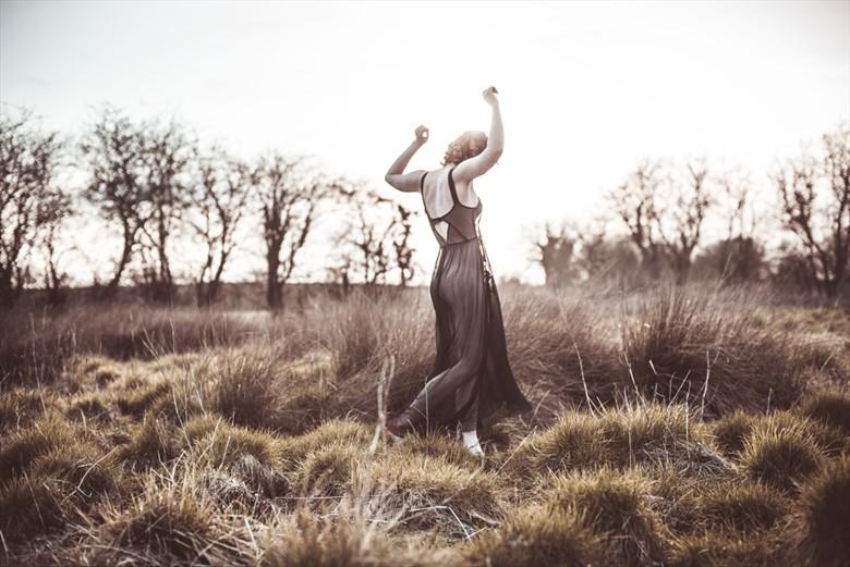 Artistic Nude Photo by Model Artemis Fauna