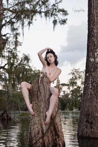 Artistic Nude Photo by Model Audrey Benoit