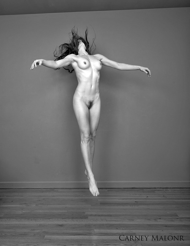 Artistic Nude Photo by Model Bianca Black