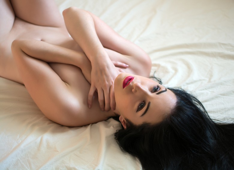 Artistic Nude Photo by Model Caperucita Roja