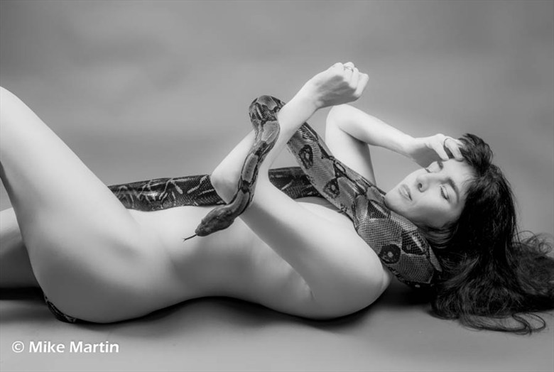 Artistic Nude Photo by Model Catherine Williams
