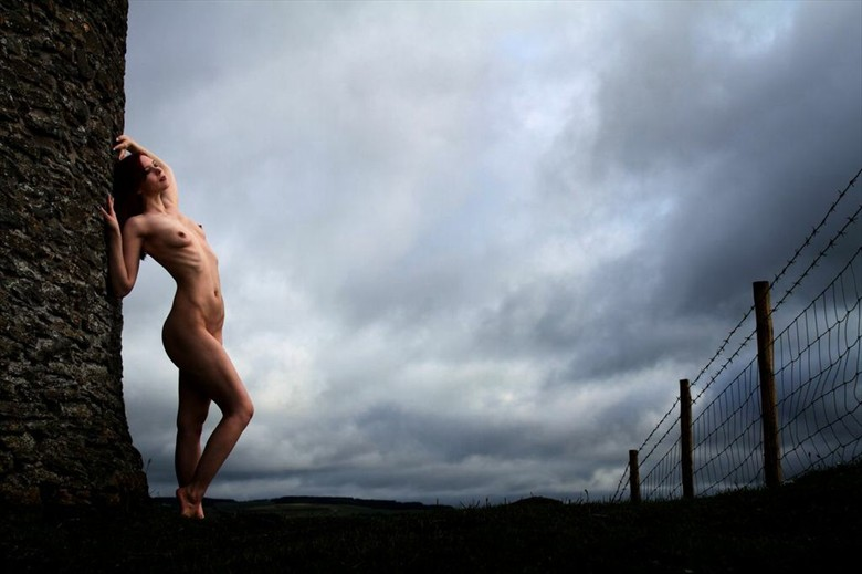 Artistic Nude Photo by Model Chazz