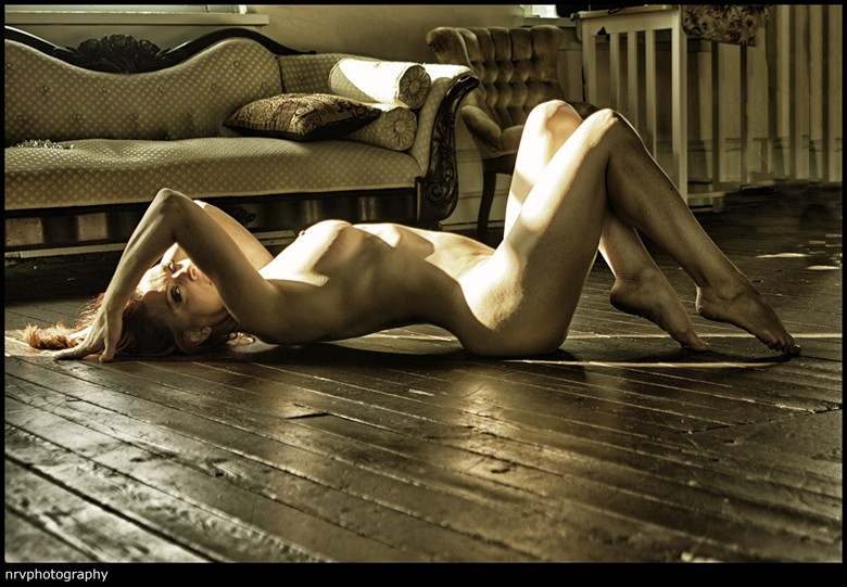 Artistic Nude Photo by Model Colby Fiore