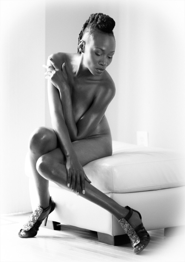 Artistic Nude Photo by Model Crimson Reign